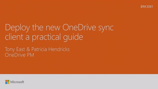 Deploy the new OneDrive sync client - a practical guide