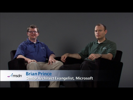 Bytes by MSDN: Juval Lowy and Brian Prince discuss the role of a Software Architect in Today's World