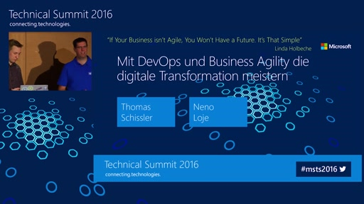 Mit DevOps und Business Agility die digitale Transformation meistern