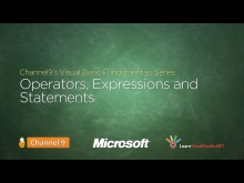 Operators, Expressions and Statements - 07