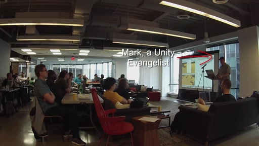 Recap of the Unity Roadshow in Philadelphia for game devs