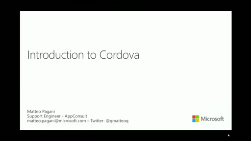 Cross Platform Development - Část 5.: Cordova