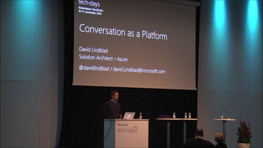 How will Conversation as a Platform change the way we develop our applications?
