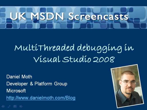 Multi-threading Debugging Enhancements in Visual Studio 2008