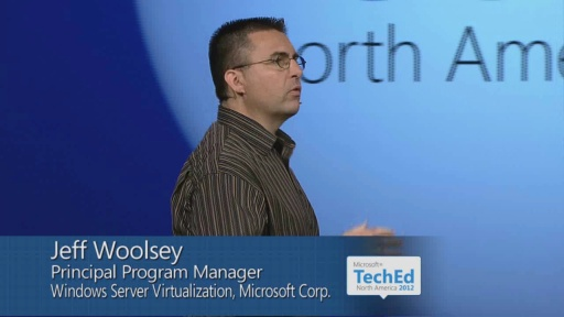 Windows Server 2012 VMGuest IOps demo