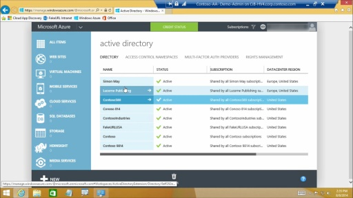Expanding Office 365 with Enterprise Mobility Suite: (02) Get More Information About Your Users
