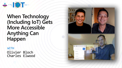 When Technology (Including IoT) Gets More Accessible Anything Can Happen