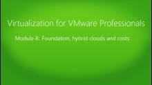 Virtualization for VMware Professionals Jump Start: (08) Foundation, Hybrid Clouds and Costs