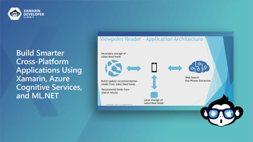 Build Smarter Cross-Platform Applications Using Xamarin, Azure Cognitive Services, and ML.NET
