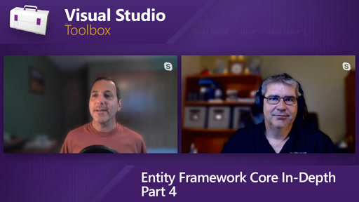 Entity Framework Core In-Depth Part 4
