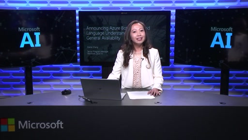 Announcing General Availability of Azure Bot Service and Language Understanding service