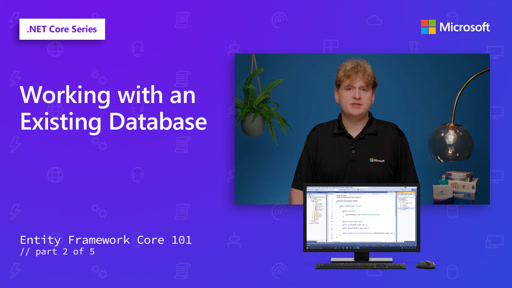 Working with an Existing Database [2 of 5]