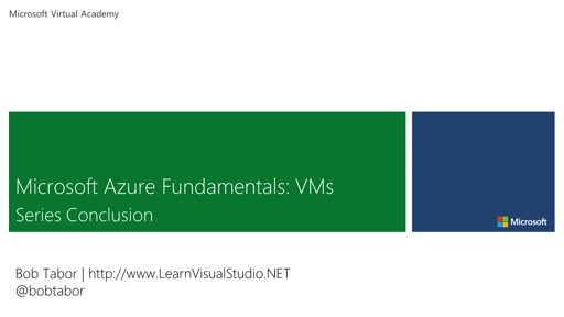 36. Microsoft Azure Fundamentals: Virtual Machines - Series Conclusion [Vietnamese Subtitles]