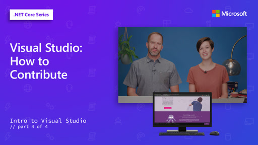 Visual Studio - How to Contribute [4 of 4]