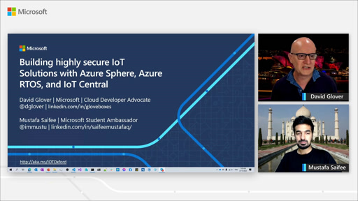 Sharpen Your AI Edge Skills - Episode 5 - Learn How to Develop Secure IoT with Azure Sphere and Azure IoT Central
