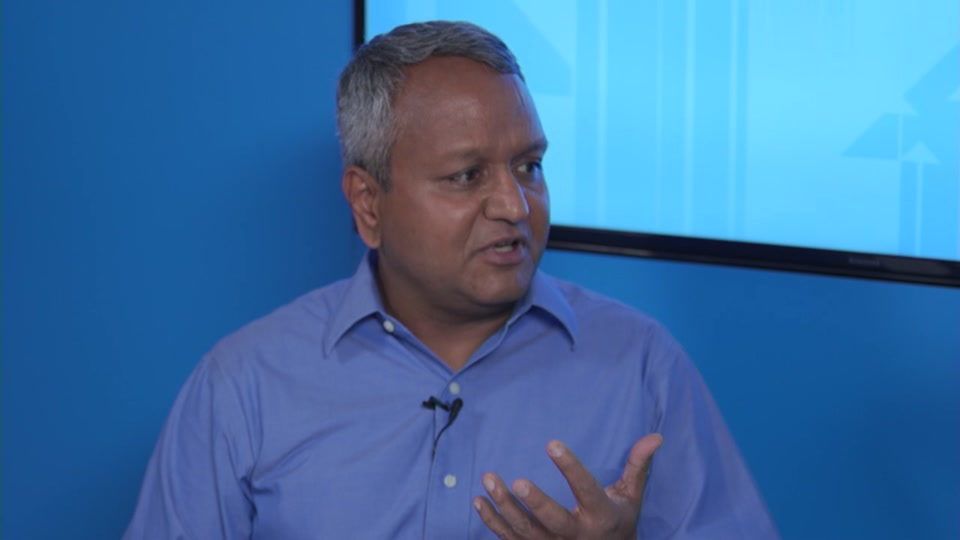 Q&A with T.K. Rengarajan