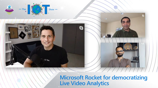Microsoft Rocket for democratizing Live Video Analytics