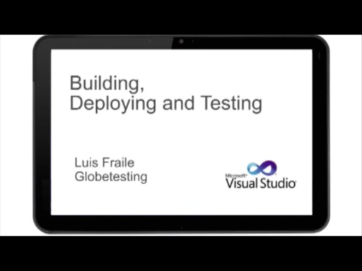 AGILE ROADSHOW BUILDING, DEPLOYING AND TESTING