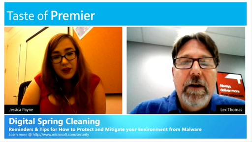 Digital Spring Cleaning: Friendly Reminders on How to Protect and Mitigate your Environment from Malware