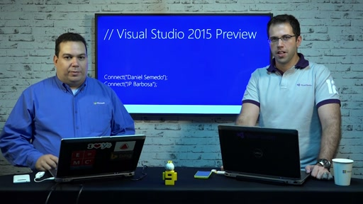Visual Studio 2015 Preview