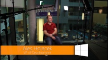 Windows 8.1: Interview with Ales Holecek