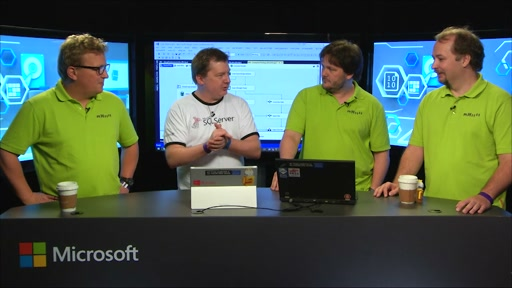 Using SQL Server Integration Services to control the power of Azure HDInsight