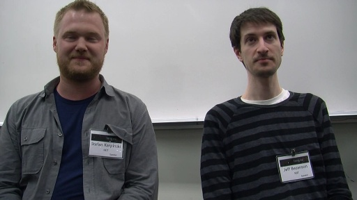 Stefan Karpinski and Jeff Bezanson - Julia Programming Language