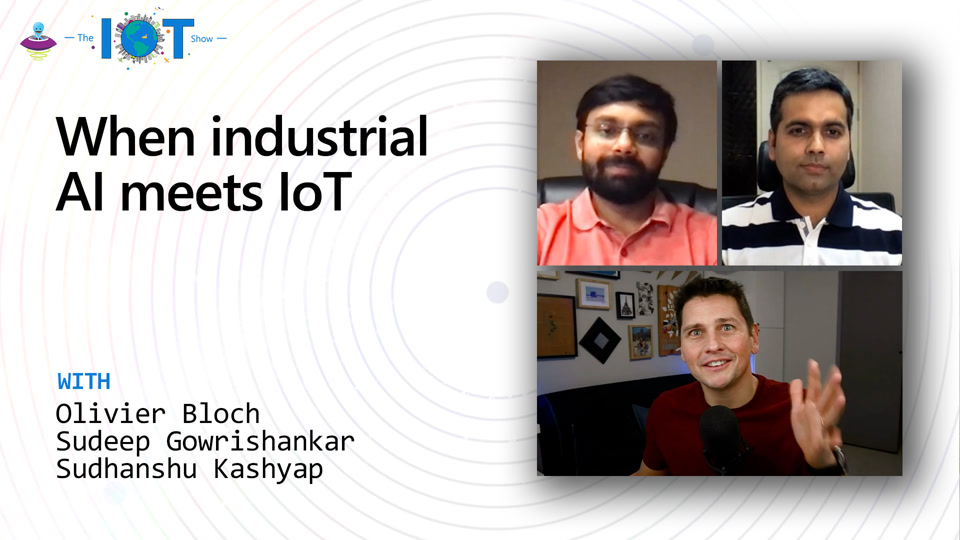 When industrial AI meets IoT