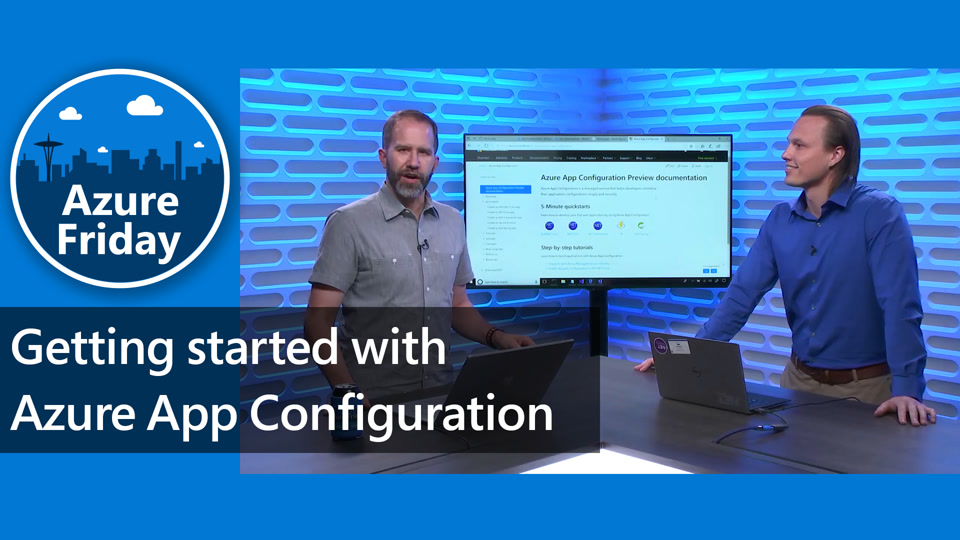 msdn.com - Getting started with Azure App Configuration