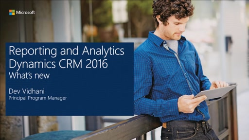 Gather intelligence in Dynamics CRM with Power BI and Cortana Intelligence