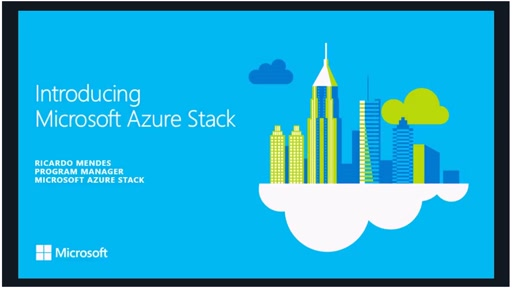 Azure Stack Overview