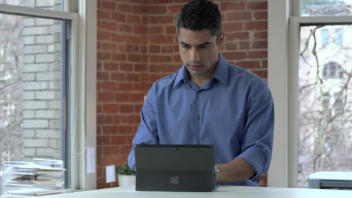 Surface Windows 8 Pro Overview