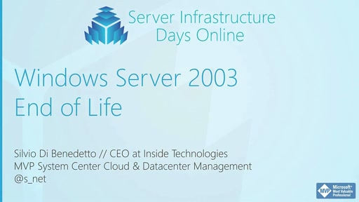 Windows Server 2003 EoS: Migrazione File Server