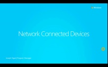 How to use UPnP to connect and use your network connected device in Windows 8