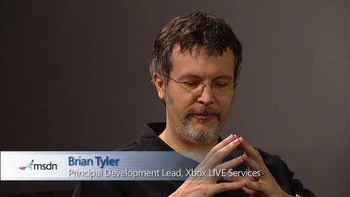 Bytes by MSDN: Brian Tyler and Jerry Nixon discuss New Features in Xbox Live