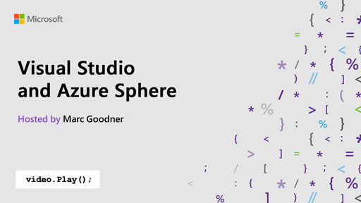 Visual Studio and Azure Sphere