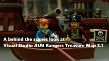 ALM Readiness Treasure Map v2.1 - Show what we have done