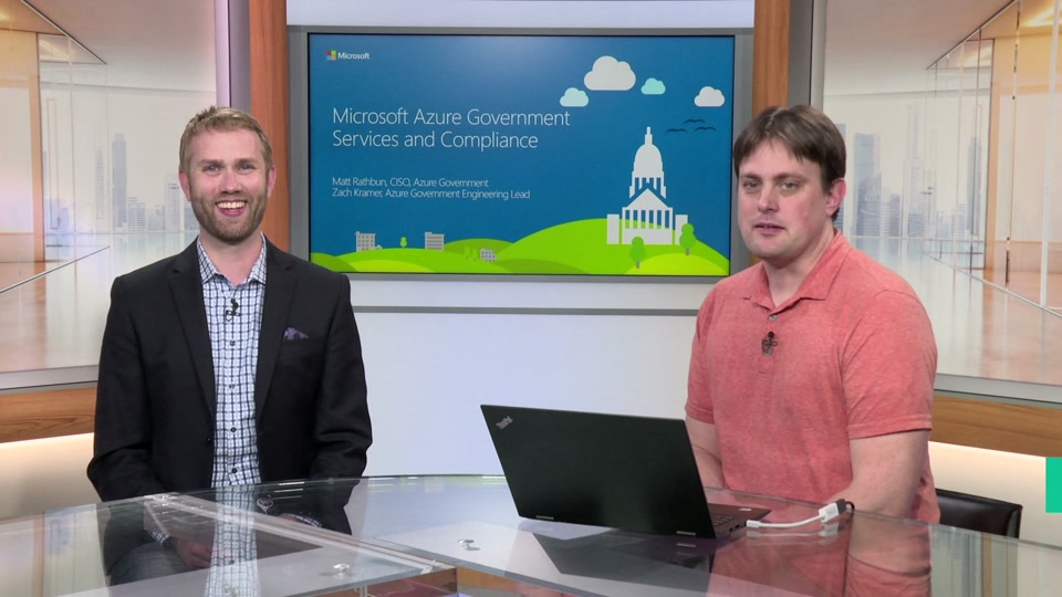 Compliance on Azure Government