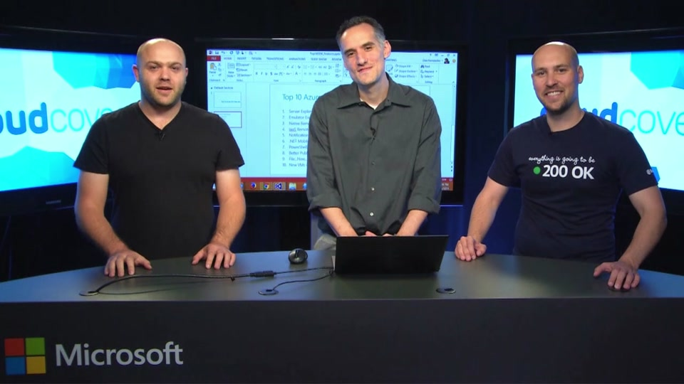 Episode 143: What's new in Azure SDK 2.3 with Dan Fernandez