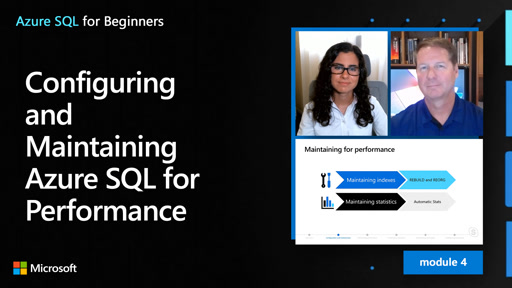 Configuring and Maintaining Azure SQL for Performance (35 of 61)