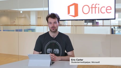 Office 365, en hurtig introduktion