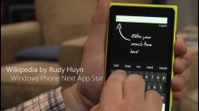 Windows Phone Next App Star WINNER