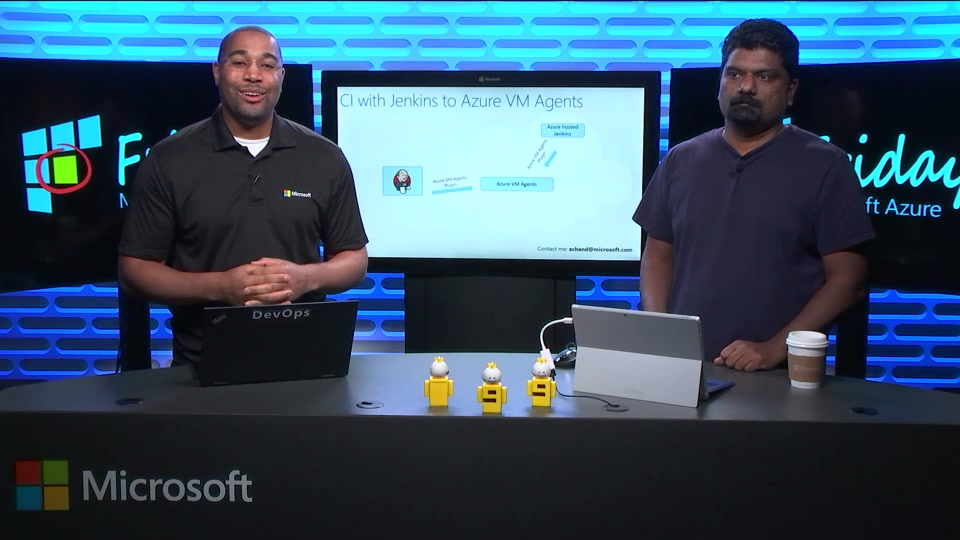 Continuous Integration with Jenkins Using Azure VM Agents