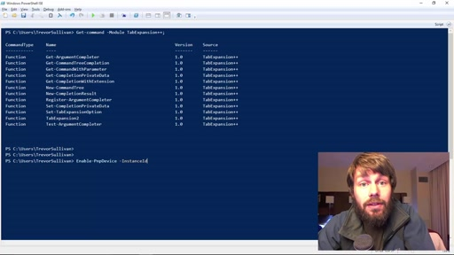 Authoring Custom PowerShell Intellisense with Trevor Sullivan