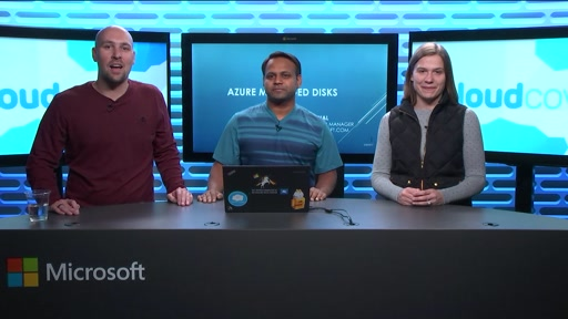 Episode 223: Azure Managed Disks with Chetan Agarwal