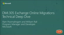 Exchange Online Migrations Technical Deep Dive