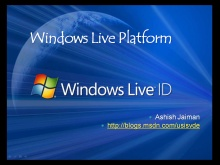 Windows Live ID