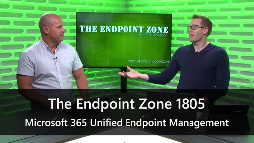 The Endpoint Zone 1805