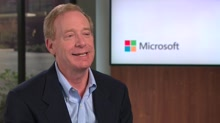 Brad Smith, President and Chief Legal Officer of Microsoft reacts to Federal Appeals Court Ruling in Email Privacy Case