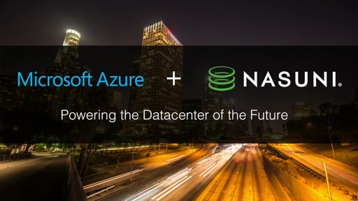 How Nasuni Increased Revenue by 80% with Help from Microsoft Go-To-Market Services